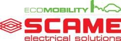 Logo Ecomobility SCAME electrical solutions